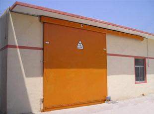 工业探伤防护门
