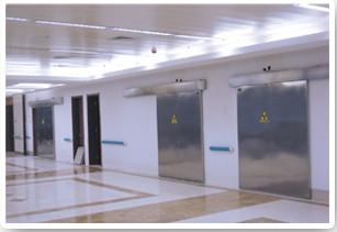探伤室防护工程