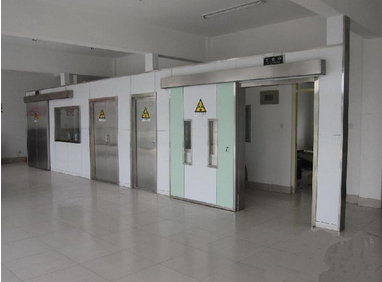 江苏中惠医疗医院放射科防护项目