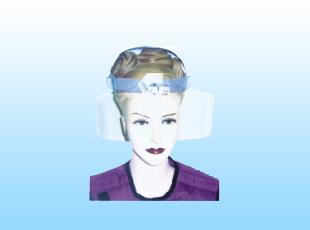 简易型防护面罩