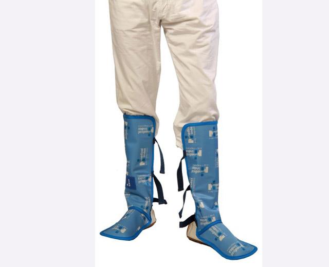 德国MI射线防护靴