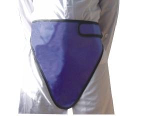 性腺防护三角巾