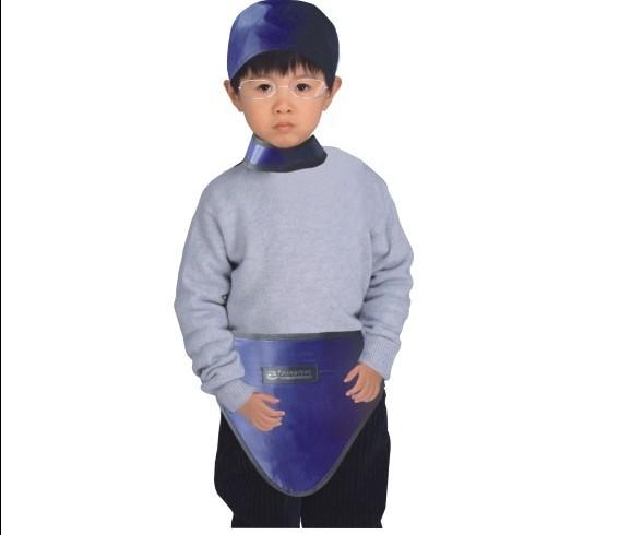 x射线儿童防护套装