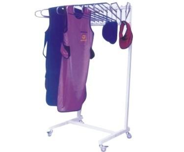 铅衣架|移动式铅衣架