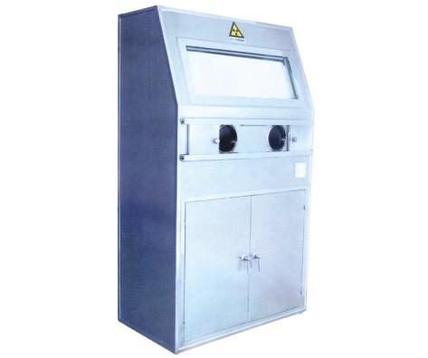 单联同位素分装通风防护柜A型