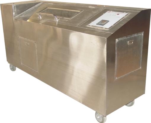 释放器清洗装置
