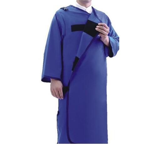 长袖双面连体型铅衣 ZF502