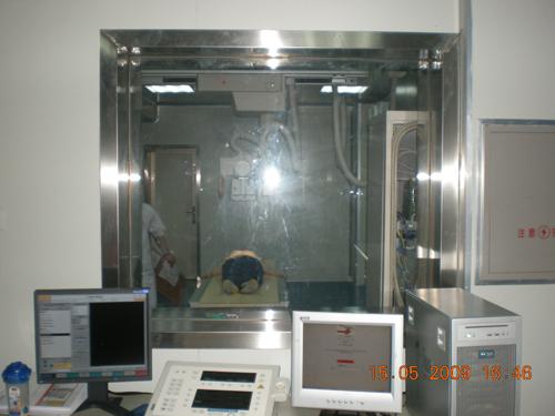 ct室防护门